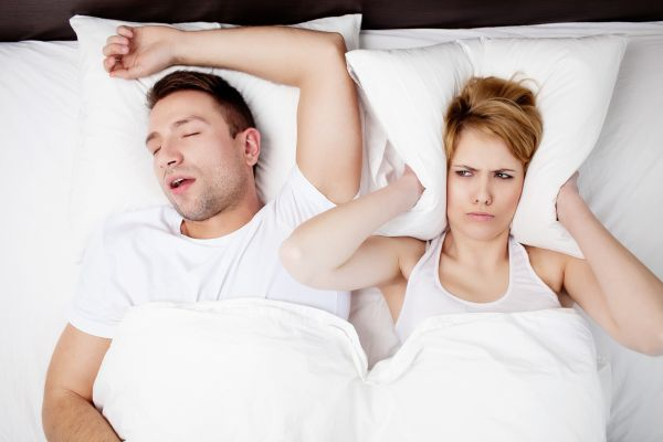 The Signs And Symptoms Of Sleep Apnea